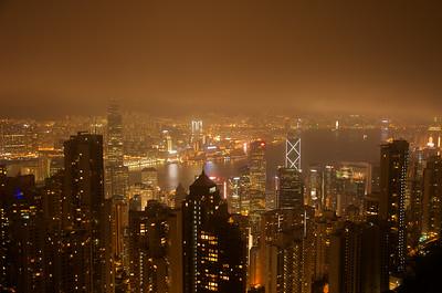 Hong Kong from Victoria Peak