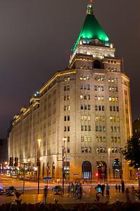 Fairmont Peace Hotel -Shanghai