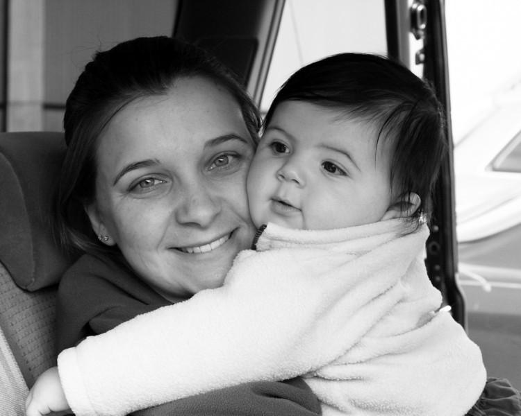 Hugs for Mommy
