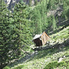 Old Shack along Engineer Pass Trail 08/01/11