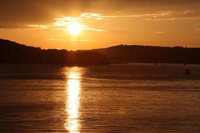Ozarks Sunsets
