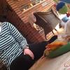 Tante Silje vil også leke i gymmen fra IKEA.