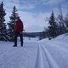 En kjentmann uten ski? :)