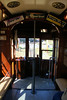 Trolley #355 - Inside of our favorite Trolley