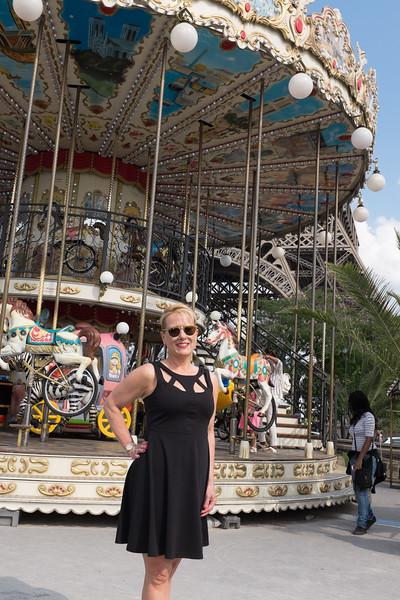 Le Carrousel de la Tour Eiffel