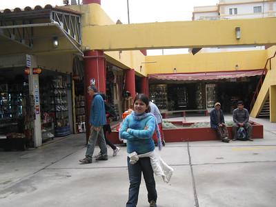 Lima Peru Oct 2008