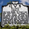 My first stop was Floyd, VA.  Like all other Virginia towns Floyd has a lot of history.