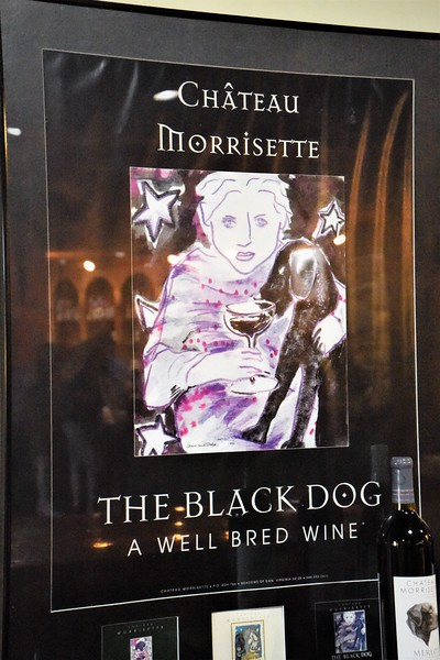 The Black Dog...