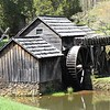 Mabry Mill was a community center for the Meadows of Dan area when it operated as a gristmill and sawmill.