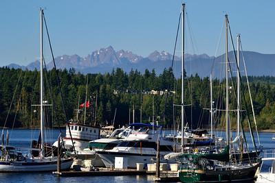 Port Ludlow, Washington.