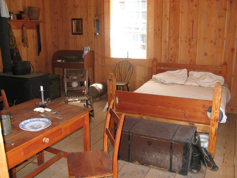 Married worker quarters.
