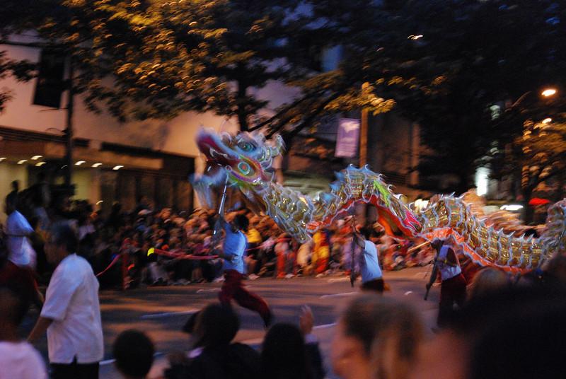 DRagon, SeaFair parade