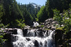Waterfalls everywhere -