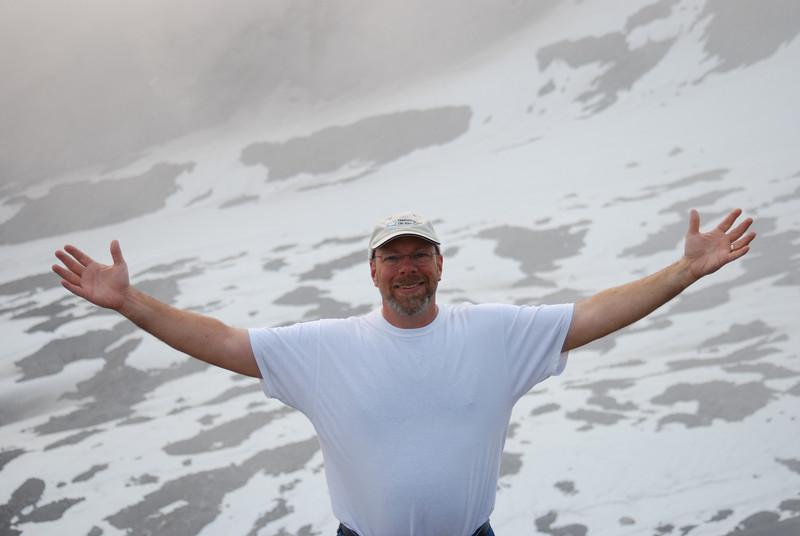 Richard is amazed & 'in heaven':)