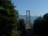 Lions Gate Bridge to N. Vancouver & Whistler via Stanley Park