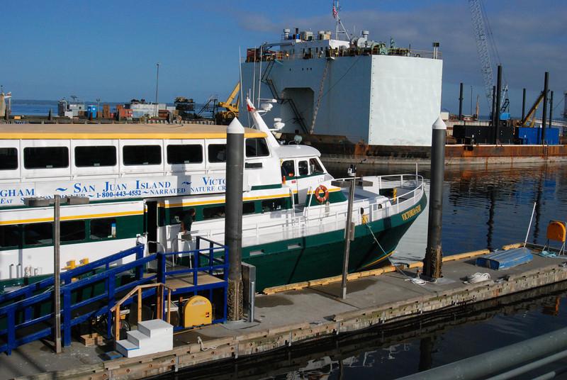 Our Ship....