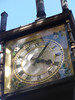 Steam Clock Face