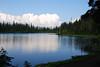 Reflection Lake doing its job