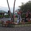 Hula dancer at Lava Lava
