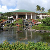 Grand Hyatt Resort.  Lihue Kauai.