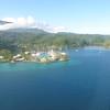 Leaving Papeete.