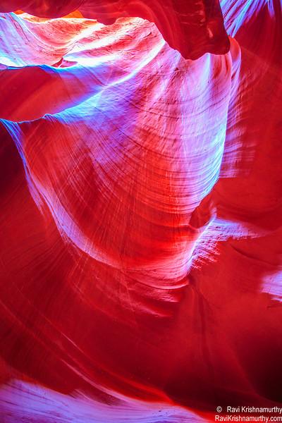 Lower Antelope Canyon - Page Arizona
