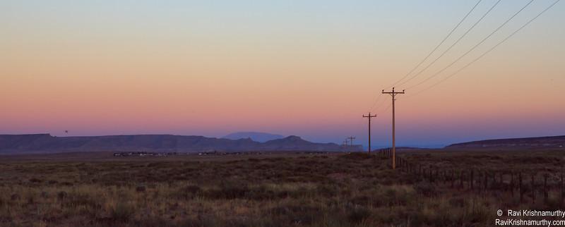 Sunset - Page Arizona