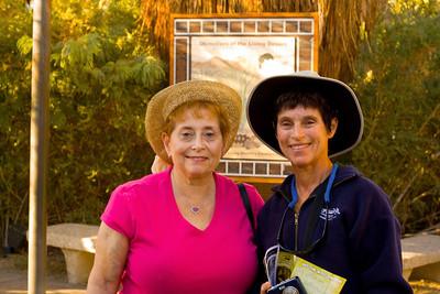 Marion and Karen