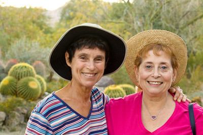 Karen and Marion