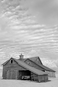 Barn Number Nine, Infrared