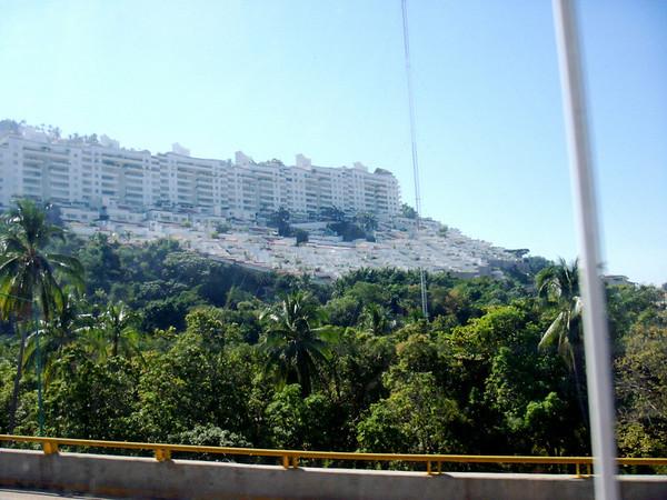 Panama Canal Cruise 2008