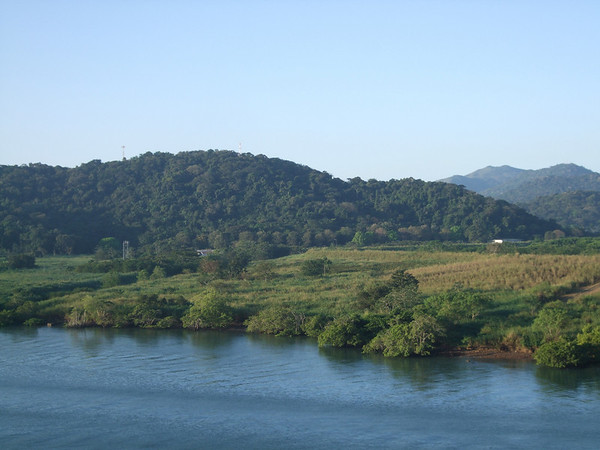 Day 7: Crossing the Panama Canal