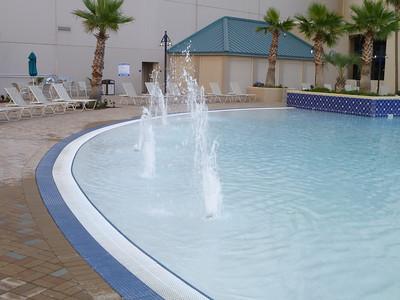 Second main floor pool.