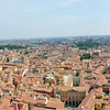 View from Asinelli Tower<br /> Bologna, Italy<br /> June 27, 2010