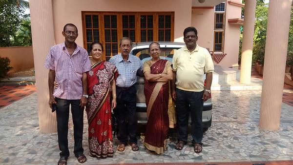 Papa Mummy 2017 India Trip