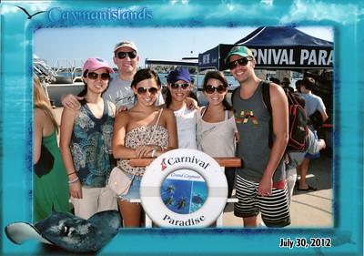 Paradise Cruise 2012