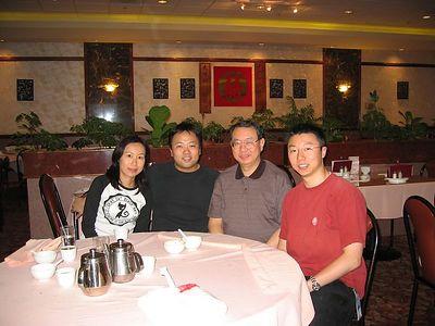 Parents' visit to San Fran