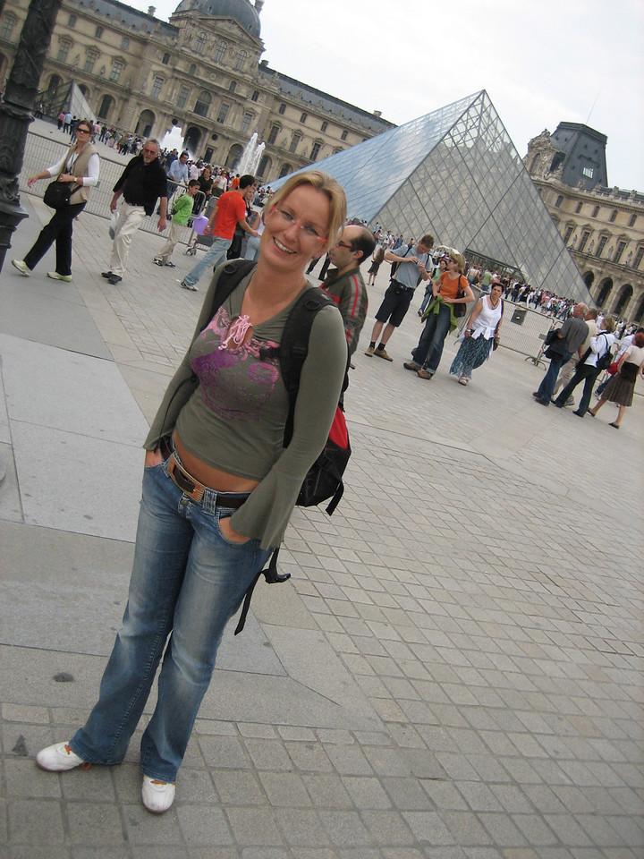 Petra at le Louvre
