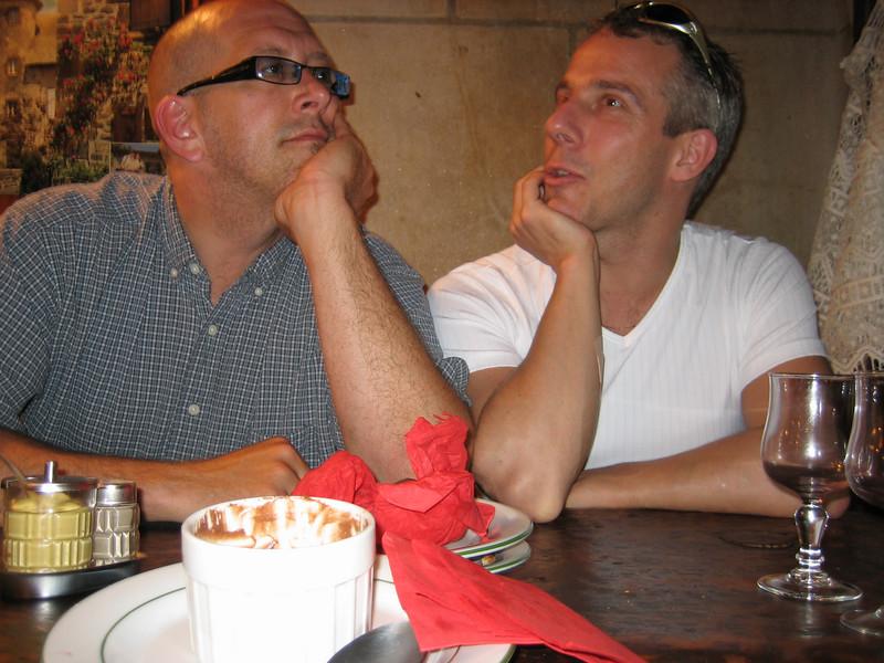 Ed and I