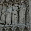 Another 4 Apostels at Notre Dame entrance