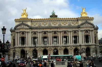 City Tour 1 of Paris October 2005