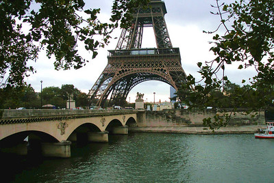 La Tour Eiffel 2005