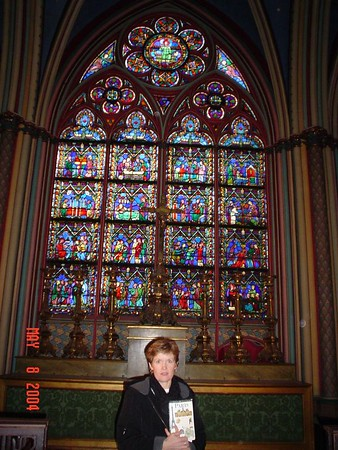 Paris & Munich 2004