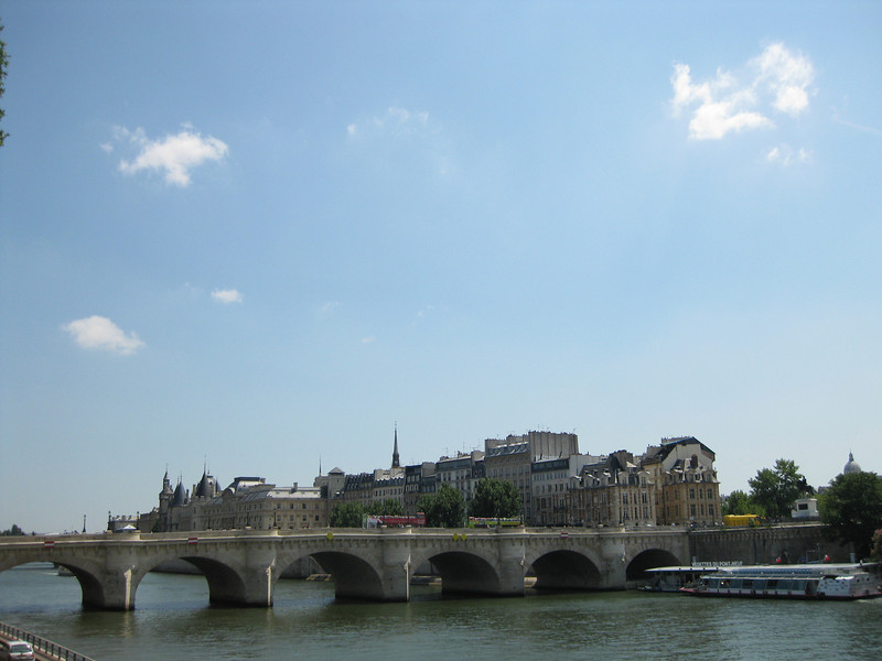 Pont Neuf, just over 2 years after I was there last :'(