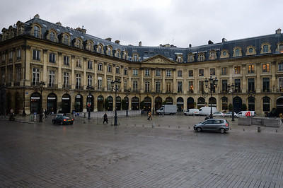 Day 2 in Paris - bus tour with random photos