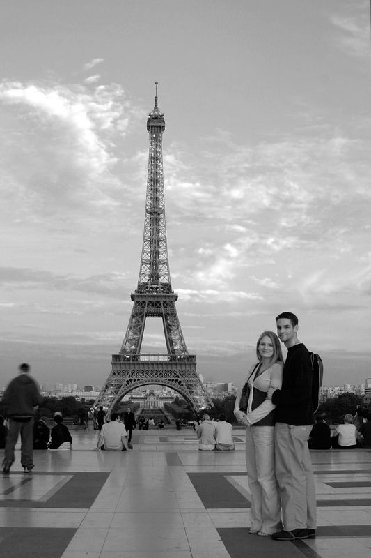Eiffel Tower, Jamie & Me
