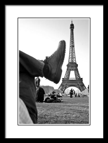 Paris in Frame