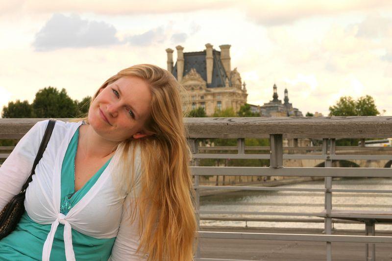 Jamie in Paris