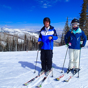 Park City Ski Trip 2014