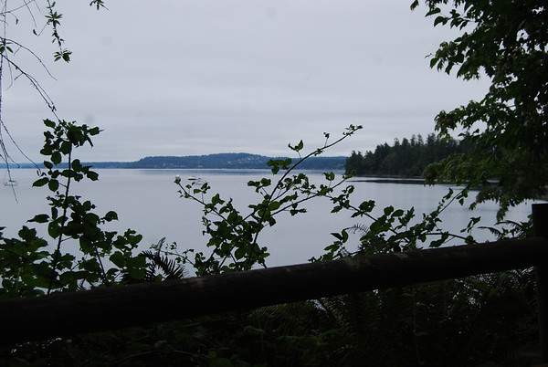 Penrose Point State Park Hike